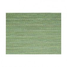 "Front Of The House XPM095GRV83 12"" x 16"" Urban Green Placemat - Dozen"
