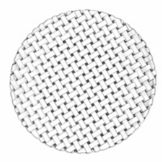 "Nachtmann N78636 Woven Glass 12-5/8"" Charger Plate - 4 / CS"