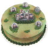 Bakery Crafts DYN-2  Duck Dynasty Prop-Up - 24 / BX