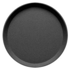 "Cambro 900CT110 Black Satin Round 9"" Camtray"