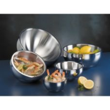 American Metalcraft AB13 S/S 216 Oz Angled Double-Wall Insulated Bowl