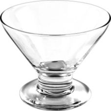 International Tableware 512 8 Oz. Dessert Glass - 24 / CS