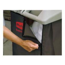 Rubbermaid® FG9T0400BRN Canvas Brown Linen Accessory Bag
