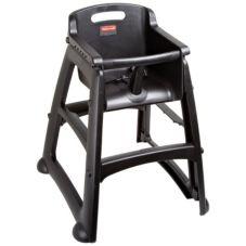 Rubbermaid FG781408BLA Sturdy Chair™ Hi-Chair Without Wheels