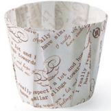 Welcome Home Brands MC81 Noble 2.2 Oz Pleated Baking Cup - 500 / CS