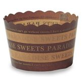 Welcome Home Brands PM322 Large Sweet Stripe Baking Cup - 500 / CS
