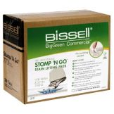Bissell 77D1 Stomp N Go Stain Lifting Pad - 20 / BX