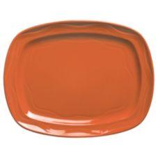 Syracuse 903034640 Cantina® Cayenne 12.5 x 10 Platter - 12 / CS