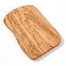 "American Metalcraft OWB129 Olive Wood 12 x 9"" Serving Board"