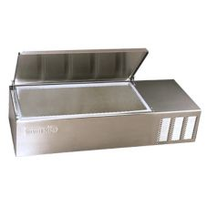 Silver King SKPS8/C1 Countertop Refrigerated Prep Unit