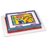 Bakery Crafts IA-TRAN01 Transformers Edible Image - 12 / BX