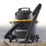 ProTeam WS0600VA Workshop® 6 Gal. General Purpose Vacuum