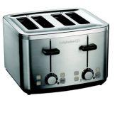 Calphalon 1779207 Stainless Steel 4-Slot Toaster