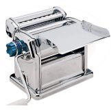 Paderno® 49840-00 Chromed Steel / S/S Manual Pasta Machine