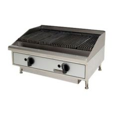 """Toastmaster® TMRC24 Radiant Natural Gas 24"""" Charbroiler"""