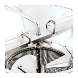 "Paderno® 42574-91 1/16"" Perforated Sieve for #5 Food Mill"