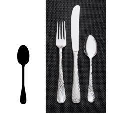 """World Tableware 994-007 Aspire S/S 4-1/2"""" Demitasse Spoon - Dozen"""