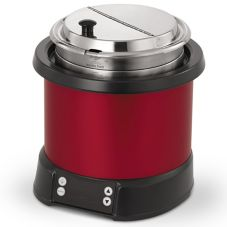 Vollrath® 7470140 Red 7 Qt. Induction Rethermalizer