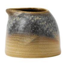Dudson 4EVG600R Evo-Vit Granite 2 Oz. Unhandled Creamer - 12 / CS