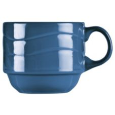 Syracuse 903032200 Cantina® Blueberry 9 Oz. Stacking Cup - 12 / CS