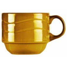 Syracuse 903033200 Cantina® Saffron 9 Oz. Stacking Cup - 12 / CS
