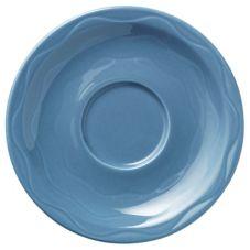 """Syracuse 903032201 Cantina® Blueberry 6-1/4"""" Saucer - 12 / CS"""