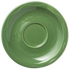 """Syracuse 903035201 Cantina® Sage 6-1/4"""" Saucer - 12 / CS"""