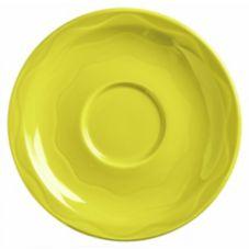 """Syracuse 923036201 Cantina® Limon 6-1/4"""" Saucer - 12 / CS"""
