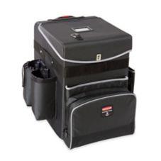 Rubbermaid® 1902466 Dark Gray Medium Executive Quick Cart