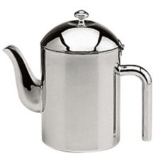 Hepp 60.5329.0600 Stainless Steel 21 Oz. Insulated Teapot
