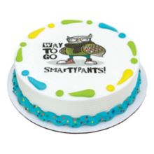 Lucks Food Decorating 48538 Smarty Pants Edible Image - 12 / BX