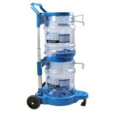 San Jamar SICART61 Saf-T-Ice® Cart For 2 SI6100 Saf-T-Ice Totes