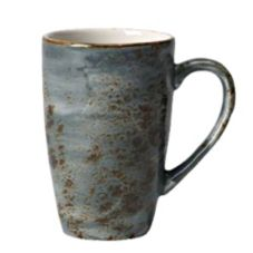 Steelite 11300592 Craft™ 10 Oz. Blue Quench Mug - 24 / CS