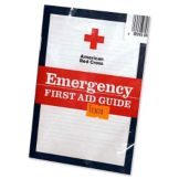 DayMark® 113418 Emergency First Aid Guide