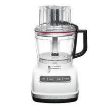 KitchenAid® KFP1133WH White 11 Cup Food Processor
