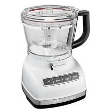 KitchenAid® KFP1466WH White 14 Cup Food Processor