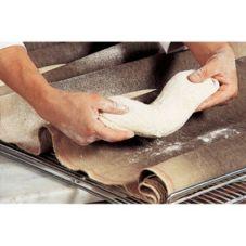 Matfer Bourgeat 118560 21-7/8 Yard Linen Fermentation Cloth Roll