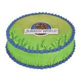 Bakery Crafts JUR-2 Jurassic World Plaque - 24 / BG