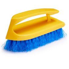 "Rubbermaid® FG648200COBLT Iron Handle Cobalt 6"" Scrub Brush"
