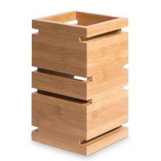 """Rosseto SW100 Skycap® 12"""" Natural Bamboo Multi-Level Riser"""