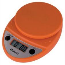 Escali® P115POPL Primo 11 lb. Pumpkin Orange Digital Scale