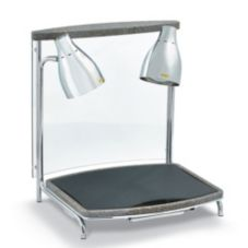 Vollrath® 46670 Dual Lamp Contoured Carving Station