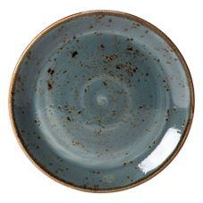 """Steelite Performance 11300565 Craft 11.75"""" Blue Plate - 12 / CS"""
