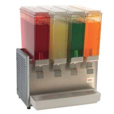 Cecilware E49-3 Mini Quad Cold Beverage Dispenser
