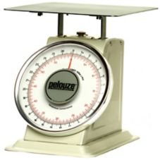 Rubbermaid® FG10B60 60 Lbs. Dual Read Dial Receiving Scale