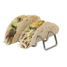 TableCraft TRW23 Taco Taxi® S/S Taco Server