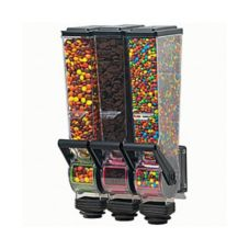 Server Products 88770DFD SlimLine™ Triple Dry Food Dispenser