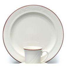 "Homer Laughlin 3381613 Lydia Gothic 9-7/8"" Plate - 24 / CS"