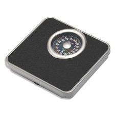 "Taylor Precision Products 4832B Speedometer 5"" Dial Bathroom Scale"