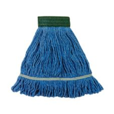 Continental A02103 Large Wide Band Super Crown Blue Head Mop